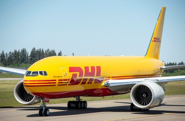 Our First DHL Shipment Since The Coronavirus Outbreak Has Now Left China !