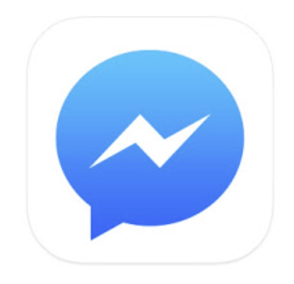 Facebook Messenger added to website