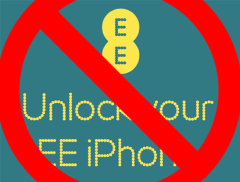 EE iPhone Services Update