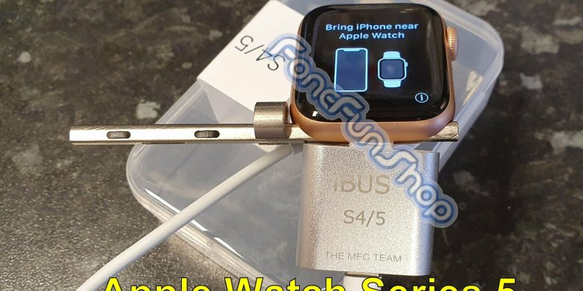 New MFC Signed Apple Watch Firmware's Now Available